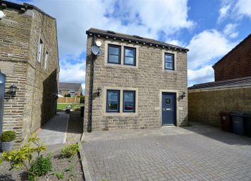 Thumbnail 4 bed detached house for sale in Old Guy Road, Queensbury, Bradford