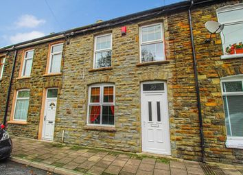 3 bed terraced house for sale in Aberllechau Road, Wattstown, Porth, Rhondda Cynon Taff CF39