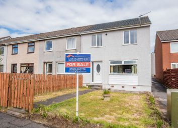 Thumbnail 3 bed end terrace house for sale in Balmoral Place, Stenhousemuir, Larbert, Falkirk