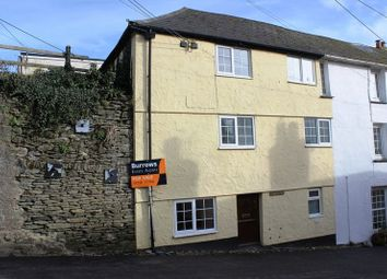 Thumbnail 3 bed semi-detached house for sale in Cliff Street, Mevagissey, St. Austell