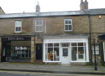 Thumbnail 2 bed flat to rent in Bondgate Without, Alnwick, Northumberland