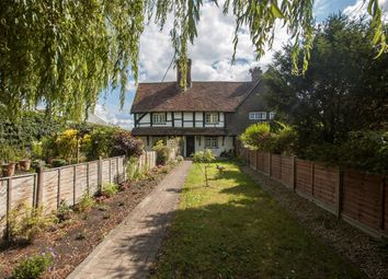 Thumbnail 2 bed cottage for sale in The Street, Crookham Village, Fleet