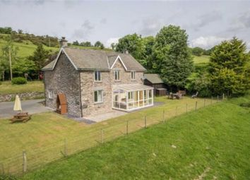 Thumbnail 4 bed detached house for sale in Glanrafon, Corwen