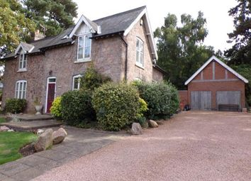 Thumbnail 4 bed detached house for sale in Gynsill Close, Anstey, Leicester, Leicestershire