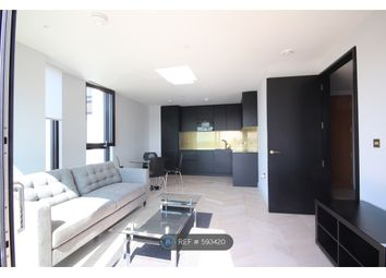 Thumbnail 1 bed flat to rent in Tidemill Square, London