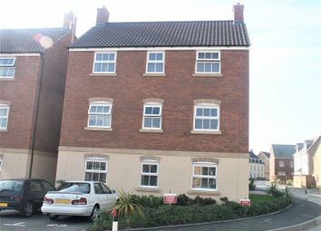 Thumbnail 2 bedroom flat for sale in Longacres, Bridgend, Bridgend County.