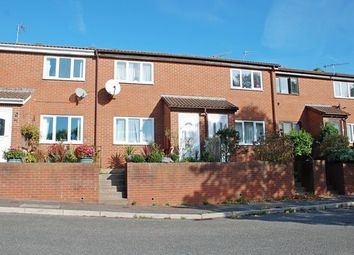 Thumbnail Terraced house for sale in Sedemuda Close, Sidmouth