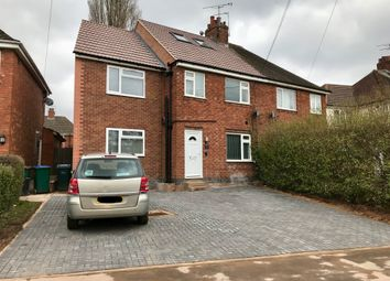 Thumbnail 8 bed semi-detached house to rent in Charter Avenue, Canley, Coventry