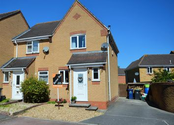 Thumbnail 2 bed semi-detached house for sale in Horsefields, Gillingham