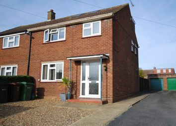 Thumbnail 4 bed semi-detached house for sale in Summerfield Close, London Colney