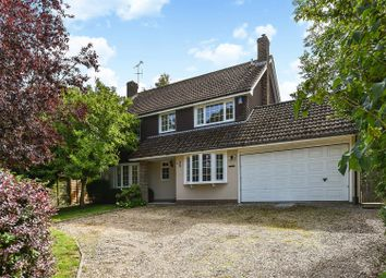 Thumbnail 4 bed property for sale in Stoke Road, Smannell, Andover