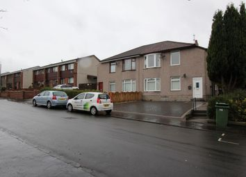 Thumbnail 2 bed flat for sale in Kilchattan Drive, Glasgow