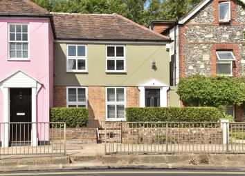 Thumbnail 2 bed end terrace house for sale in Bar End Road, Winchester