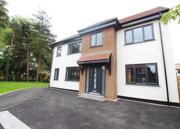 Thumbnail 5 bed detached house for sale in Lyntonvale Avenue, Gatley, Cheadle, Cheshire