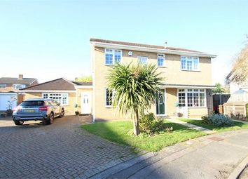 Thumbnail 4 bed detached house for sale in Bridgehill Close, Guildford, Surrey