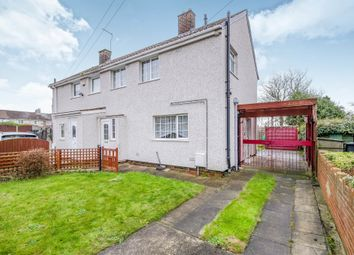 Thumbnail 3 bed semi-detached house for sale in The Oval, Dunscroft, Doncaster