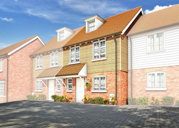 Thumbnail 3 bed terraced house for sale in Tolhurst Way, Lenham, Maidstone, Kent