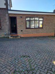 Thumbnail Studio to rent in Elmwood Crescent, Luton