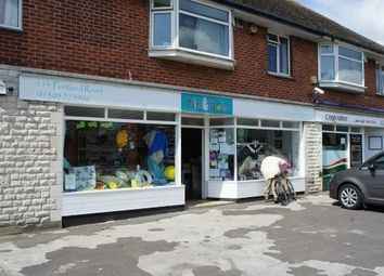 Thumbnail Commercial property for sale in Portland Road, Wyke Regis, Weymouth