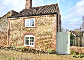 Thumbnail 2 bed cottage for sale in Hunstanton Road, Heacham, King's Lynn