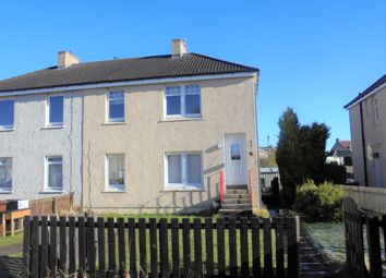 Thumbnail 2 bed flat for sale in Woodstock Drive, Wishaw