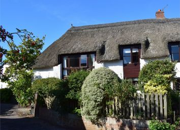 Thumbnail 3 bed cottage for sale in Otterton, Budleigh Salterton, Devon