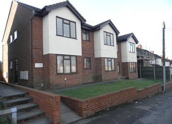 Thumbnail 1 bed flat to rent in Marsh Road, Luton