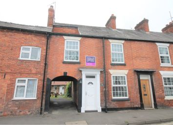 Thumbnail 4 bed terraced house for sale in Cross Street, Tenbury Wells