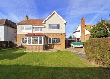 Thumbnail 4 bed detached house for sale in Parklands Avenue, Bognor Regis