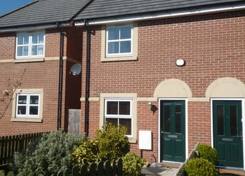 Thumbnail 2 bed semi-detached house to rent in Tramside Way, Carlisle