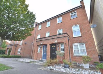 Thumbnail 4 bed town house for sale in Mendip Way, Great Ashby, Stevenage, Herts