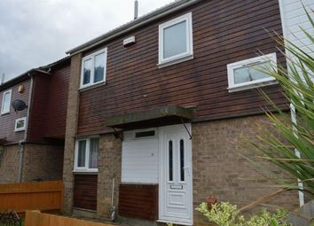 Thumbnail 3 bed terraced house for sale in Midfield Court, Thorplands, Northampton