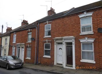 Thumbnail 2 bedroom terraced house to rent in Hampton Street, Northampton