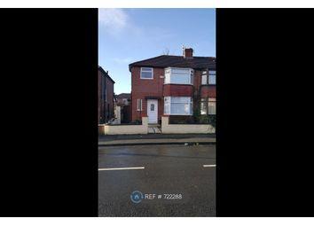 Thumbnail 3 bed semi-detached house to rent in Dawlish Avenue, Droylsden