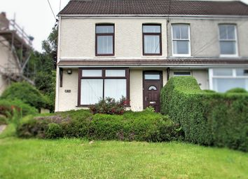 Thumbnail 3 bed semi-detached house for sale in Mill Road, Neath, Neath Port Talbot.