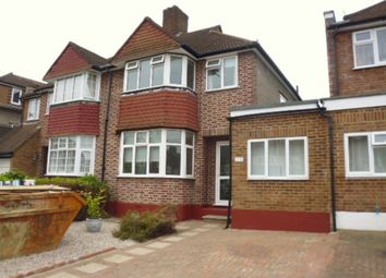 Thumbnail 4 bed semi-detached house to rent in Lincoln Avenue, Twickenham
