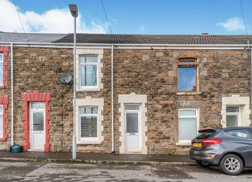 Thumbnail 2 bed terraced house for sale in Idris Terrace, Plasmarl, Swansea