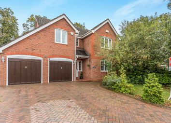 Thumbnail 4 bed detached house for sale in Wood Hayes Croft, Wednesfield/ Westcroft, Wolverhampton