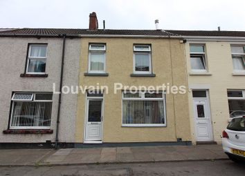 Thumbnail 3 bed terraced house for sale in Curre Street, Cwm, Ebbw Vale, Blaenau Gwent.