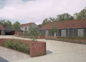 Thumbnail 4 bed link-detached house for sale in Abbey Road, Leiston, Suffolk