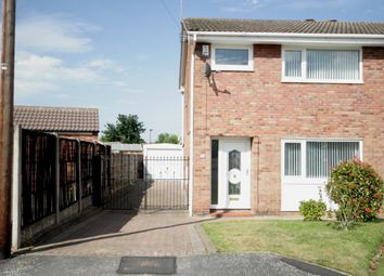 Thumbnail 3 bedroom detached house to rent in Wickett Hern Road, Armthorpe, Doncaster