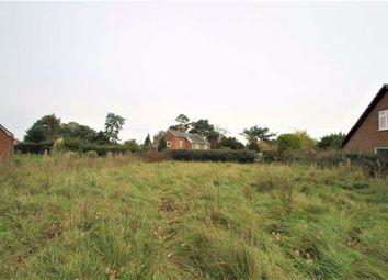 Thumbnail Land for sale in Back Lane, Pontesford, Shrewsbury