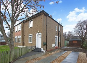 Thumbnail 1 bed flat for sale in Broomfield Crescent, Carrick Knowe, Edinburgh