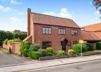 Thumbnail 4 bed detached house for sale in Main Street, Calverton, Nottingham, Nottinghamshire