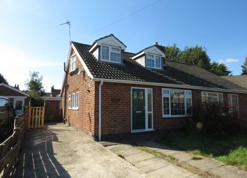 Thumbnail 3 bed bungalow to rent in The Old Orchard, Fulford, York