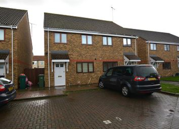 Thumbnail 3 bed property for sale in Church View Close, Southend-On-Sea