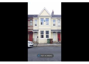 Thumbnail Room to rent in Eton Avenue, Plymouth