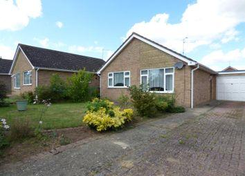 Thumbnail 2 bed detached bungalow for sale in Oak Crescent, Bourne
