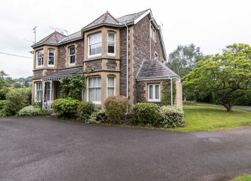 Thumbnail 2 bedroom flat for sale in Avenue Road, Abergavenny