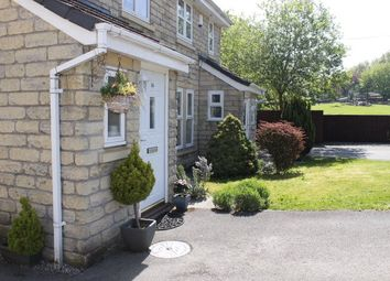 Thumbnail 4 bed semi-detached house for sale in Brooklands Drive, Simmondley, Glossop